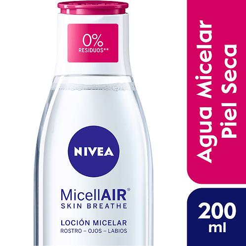 Nivea Facial Locion Micelar Piel Seca x 200 ml