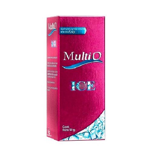 MULTI-O Ice gel lubricante x 50 g