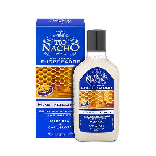 TIO NACHO shampoo engrosador x200 ml