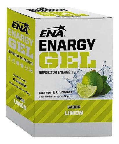 ENA ENARGY GEL limon caja x 6 unidades (32 g)