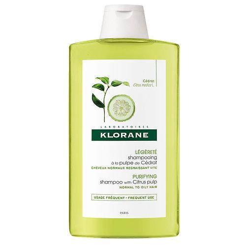Klorane Shampoo Pulpa de Cedrat