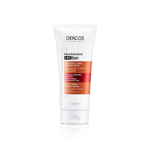 DERCOS  Kera-Solutions Mascara Reparadora 200ml