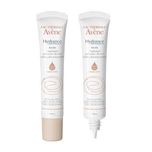Avene Hydrance Optimale Riche color FPS30 Hidratacion 40ml
