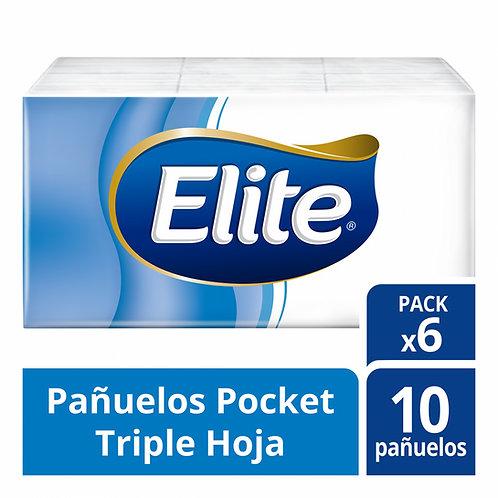 Elite Panuelos Seda 6x10