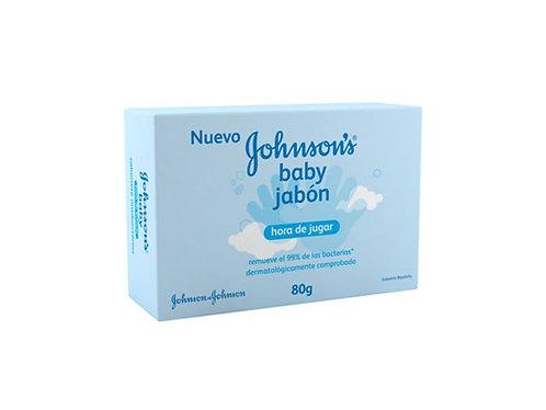 Johnson Jabon hora de jugar 72x80 grs.