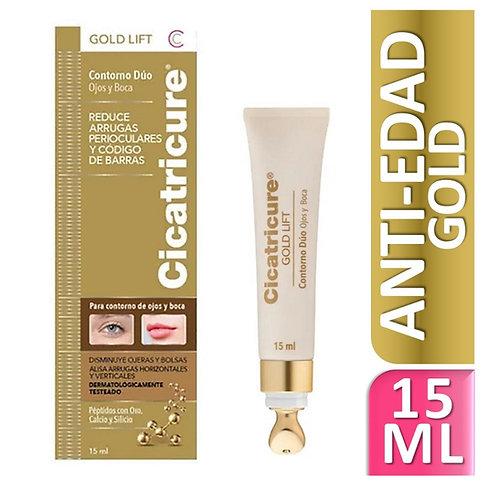 CICATRICURE Gold Lift Controno Duo x 15 g