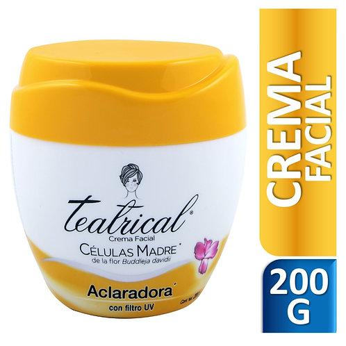 TEATRICAL Aclaradora crema x 200 g