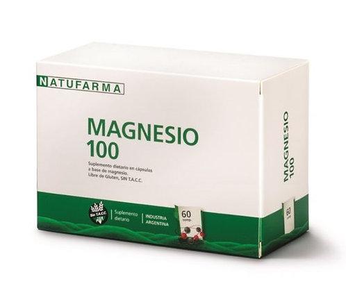 NATUFARMA Magnesio 100 Caps. x 60