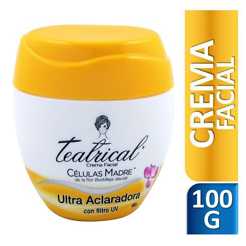 TEATRICAL Aclaradora crema x 100 g