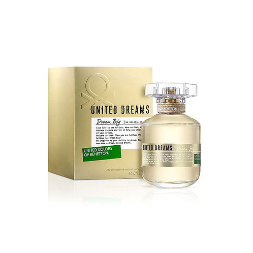 Benetton Dream Big Edition 80 ml