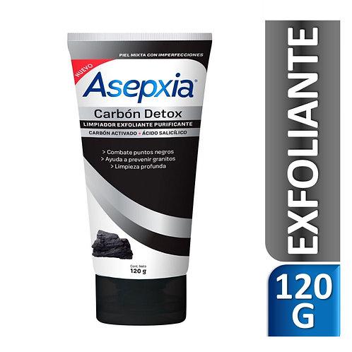 ASEPXIACarbon gel exfoliante x 120 g