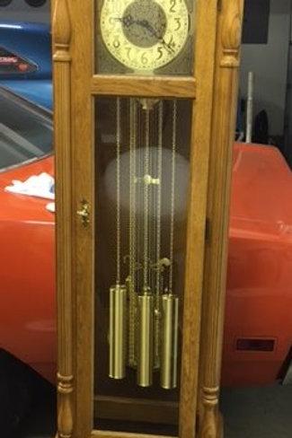 Ridgeway Oak Grandmother Clock