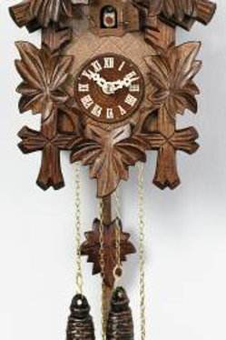 Black Forest 1 Day Cuckko Clock