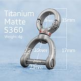 Schlüsselhalter_Titan_S_Matte_Matte_S360