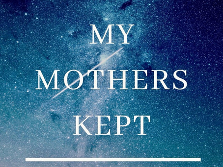 Secrets My Mothers Kept - A Debut Novel Q & A Post with Rebecca Tucker