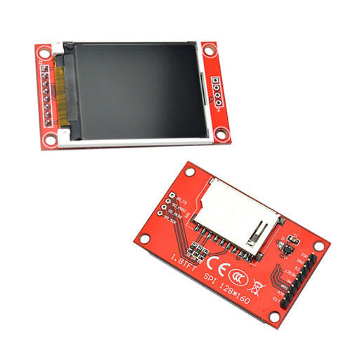 "1.8"" Color TFT LCD Display - ST7735S"