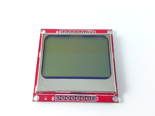 Graphic LCD 84 x 48 Nokia 5110