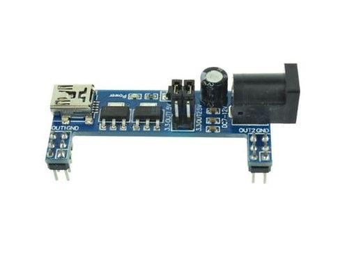 Breadboard Power Supply Module - 3.3V/5V