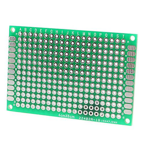 Double-Side Prototyping Board - 4cm x 6cm