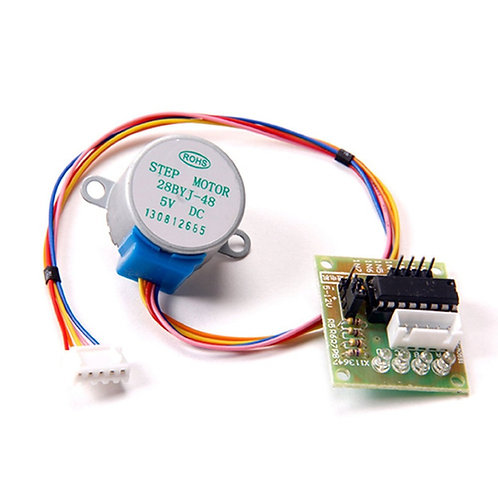 5V Stepper Motor and Driver Combo