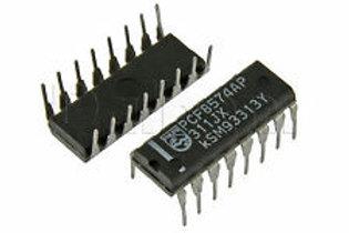 Remote 8-Bit I/O Expander for I2C Bus - PCF8574