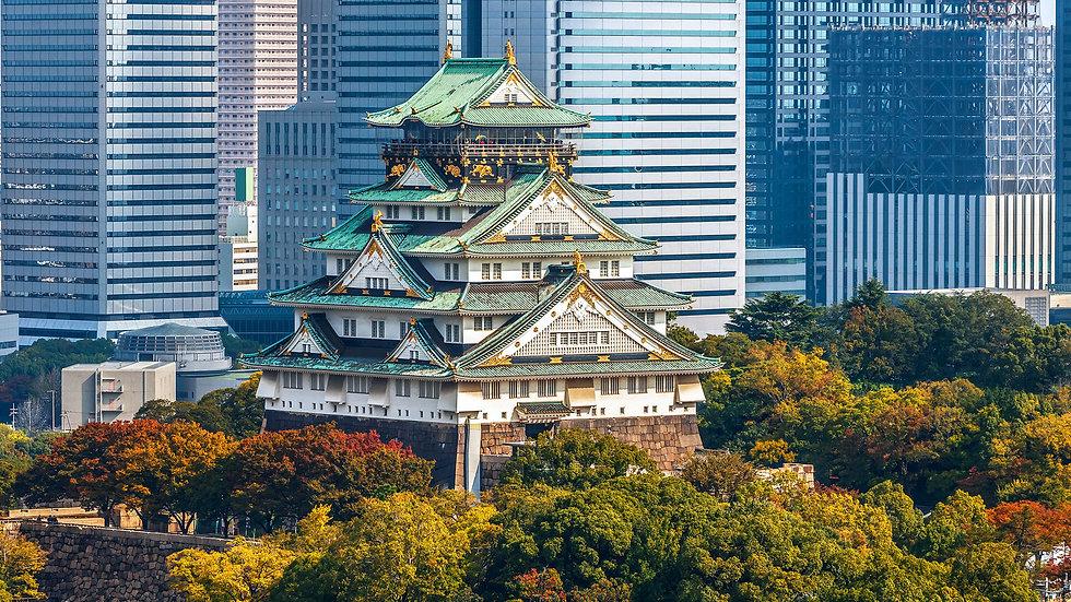 大阪自由行套票 3日2晚