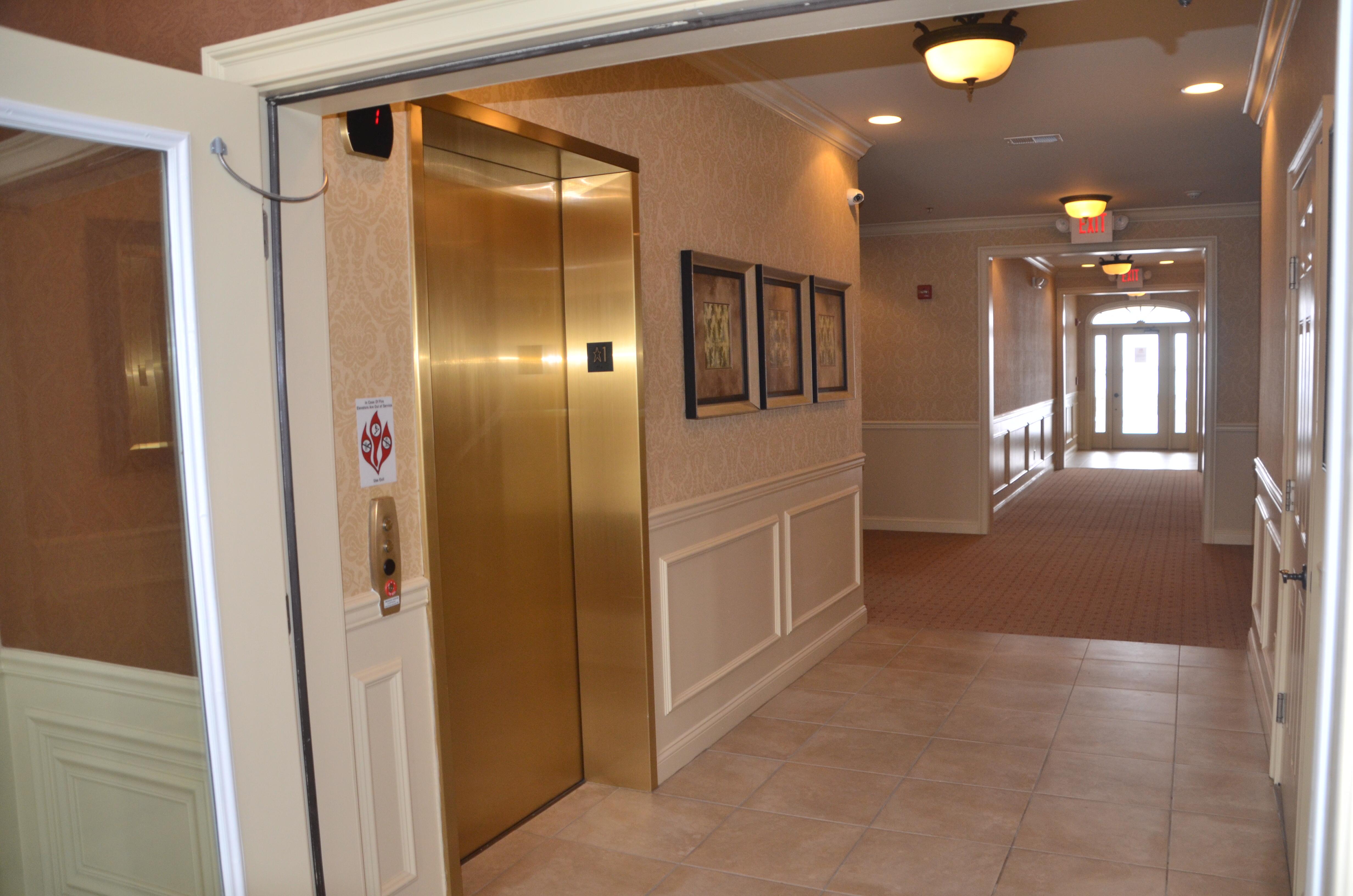 Lobby & Hallways