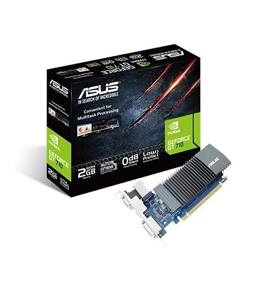 ASUS GT710-SL-2GD5-BRK GRAPHIC CARD