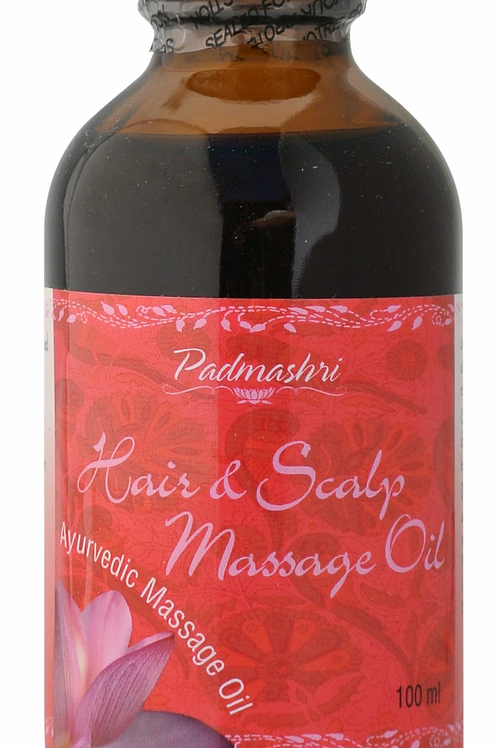 Hair and Scalp Ayurvedic Massage Oil
