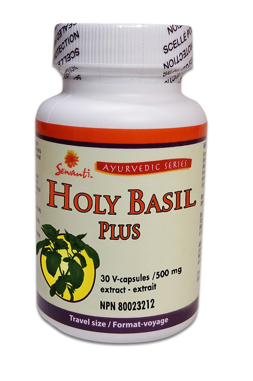 Holy Basil Plus 30 Capsules