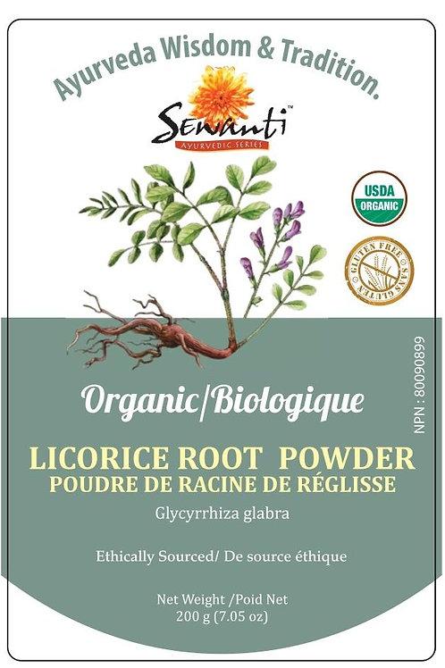 Organic Licorice Root Powder