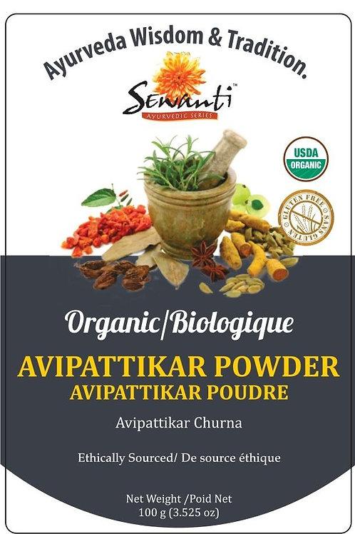 Organic Avipattikar Churna