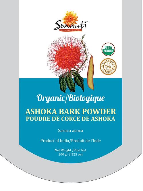 Organic Ashoka Bark Powder