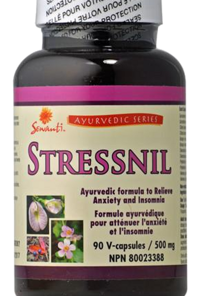 Stressnil 90/120 Capsule - Relieves Anxiety and Insomnia