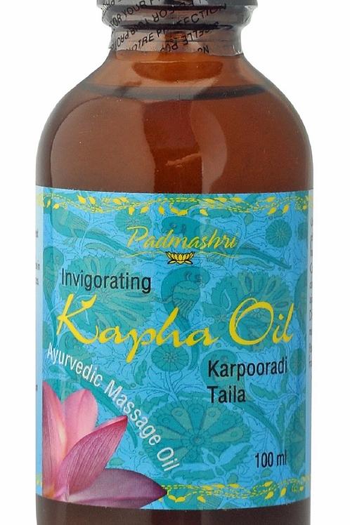 Invigorating KAPHA Ayurvedic Massage Oil