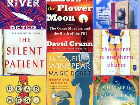 August 2019 Books!