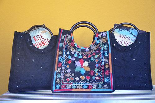 Sheesha Embroidered Purse