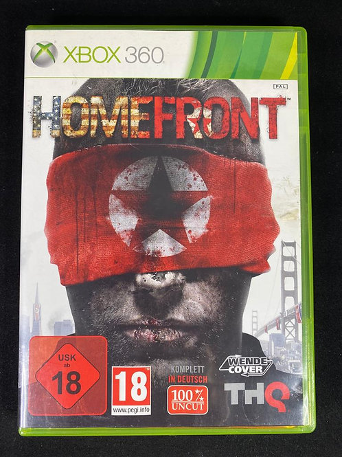 XBOX 360 Game HOMEFRONT