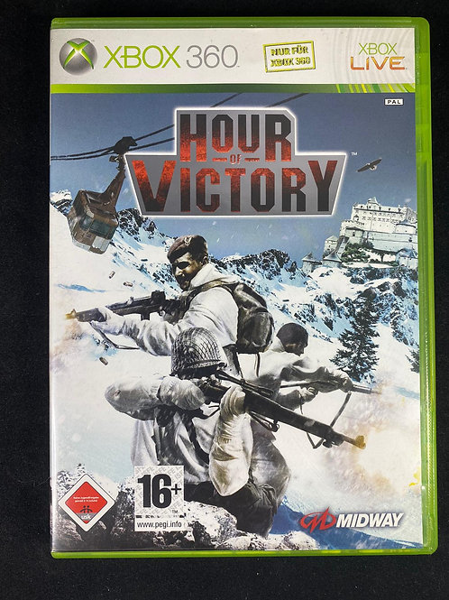 XBOX 360 Game Hour Victory