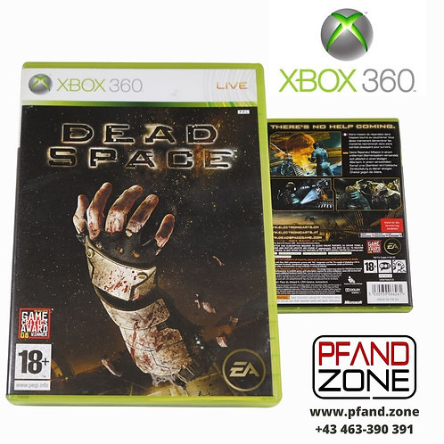 "X BOX 360 Game ""DEAD SPACE"""