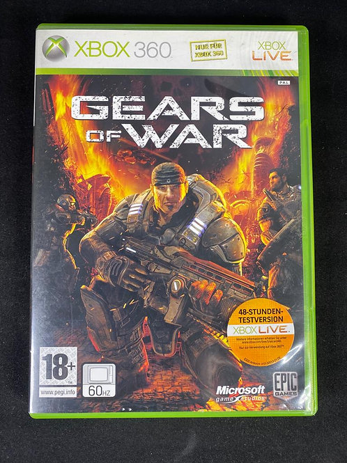 XBOX 360 Game GEAR of WAR
