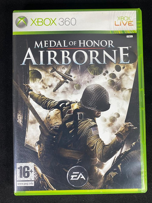 XBOX 360 Game MEDAL of HONOR AIRBORNE