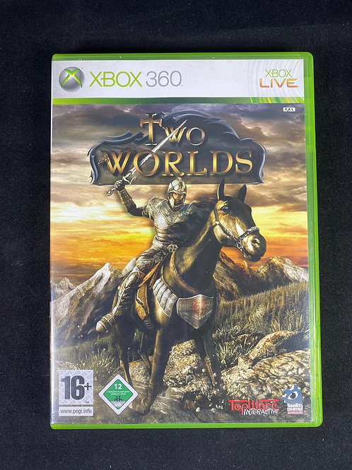 XBOX 360 Game TWO WORLDS