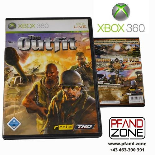 """X BOX 360 Game """"THE OUTFIT"""""""