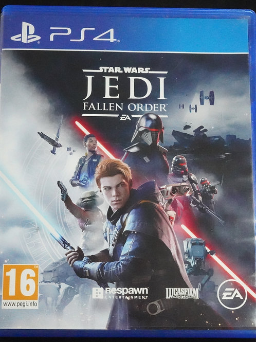 "PS 4 Game Star Ware ""JEDI"" Fallen order"