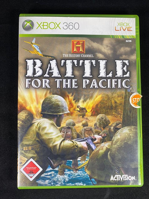 XBOX 360 Game BATTLE for the Pacific