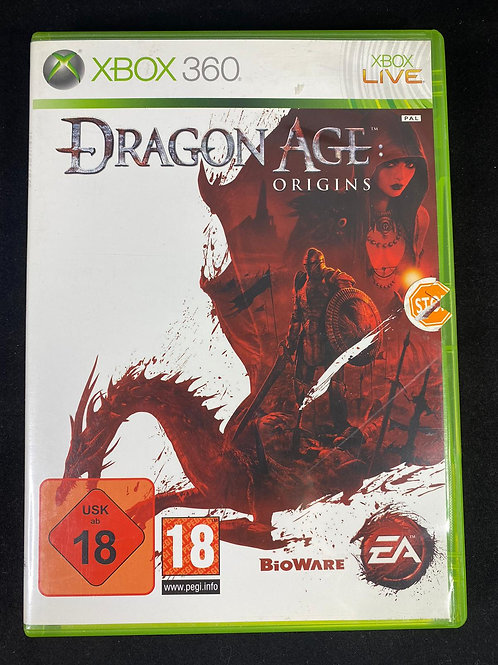 XBOX 360 Game DragonAge Origins