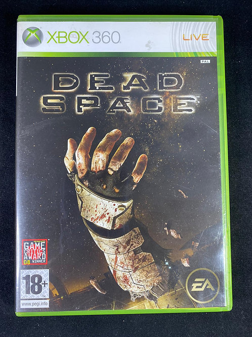 XBOX 360 Game Dead Space
