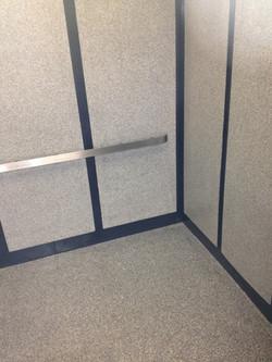 Bridge Way Elevator Floor and Panels