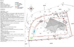 Plan de masse projet